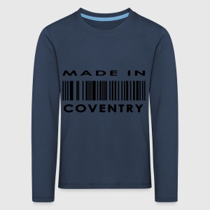 Made in Coventry Baby Bodysuits - Kids' Premium Longsleeve Shirt