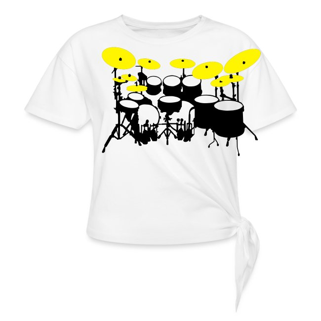Drums White