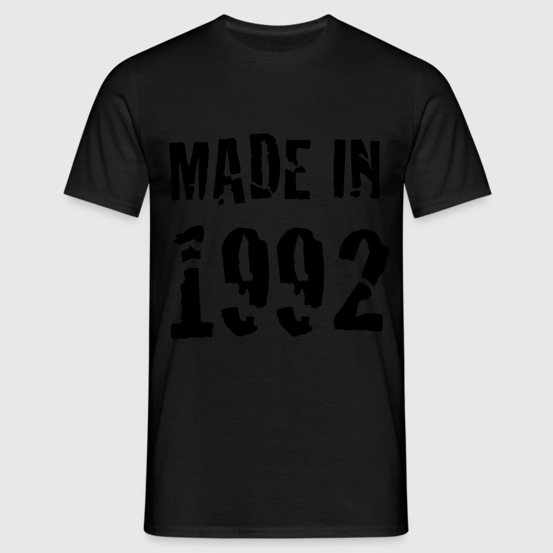 Made In 1992 T-Shirts - Men's T-Shirt