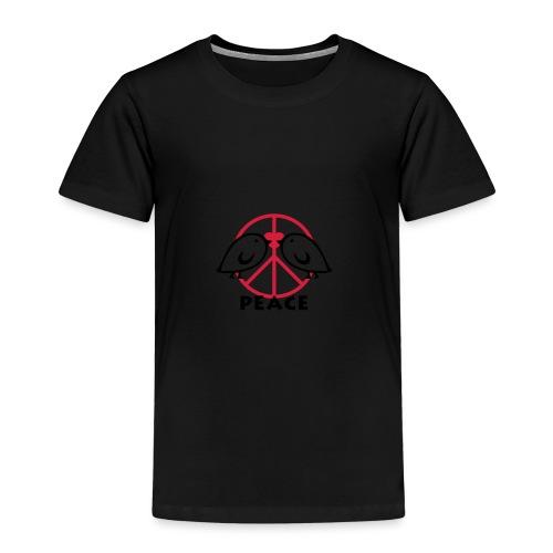 TWEETLERCOOLS - PEACE | Rucksack - Kinder Premium T-Shirt