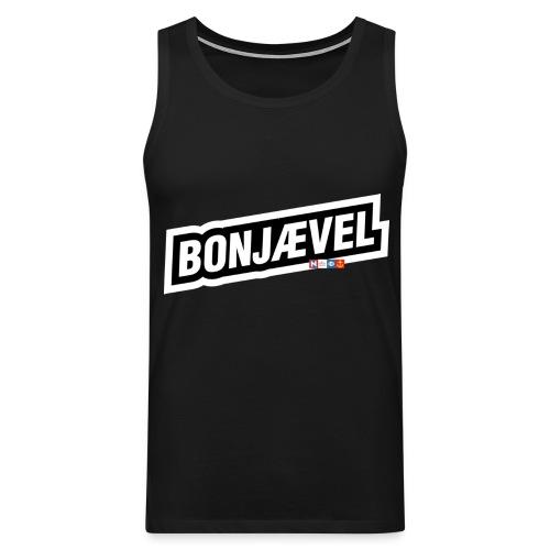 Bonjævel - Premium singlet for menn
