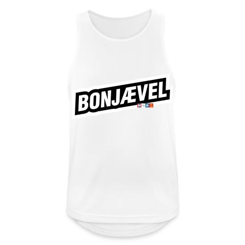 Bonjævel - Pustende singlet for menn