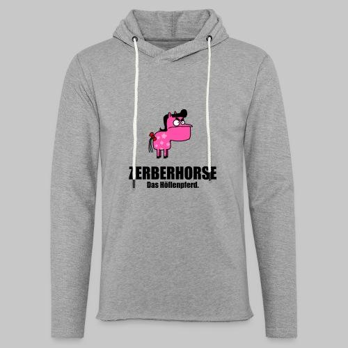 Zerberhorse Tasse - Leichtes Kapuzensweatshirt Unisex