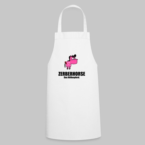 Zerberhorse Tasse - Kochschürze