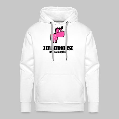 Zerberhorse Tasse - Männer Premium Hoodie