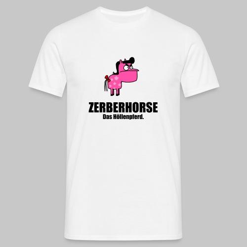 Zerberhorse Tasse - Männer T-Shirt