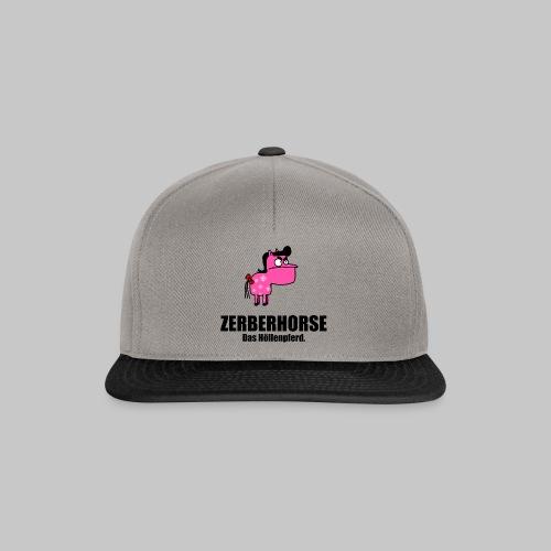 Zerberhorse Tasse - Snapback Cap