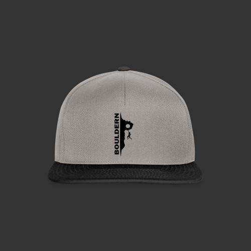 Bouldern - Snapback Cap