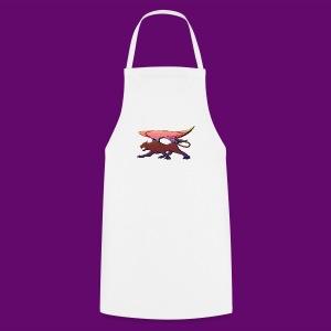 Panthere ailée 2 (création Louis RUNEMBERG) - Tablier de cuisine