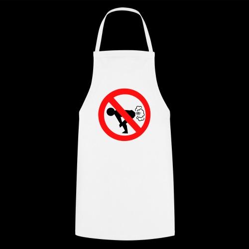furzen verboten - Kochschürze