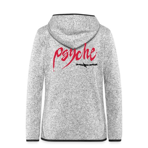 Psyche - The Hiding Place - Women's Hooded Fleece Jacket