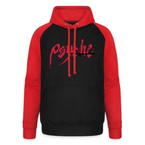 Psyche - The Hiding Place - Unisex Baseball Hoodie
