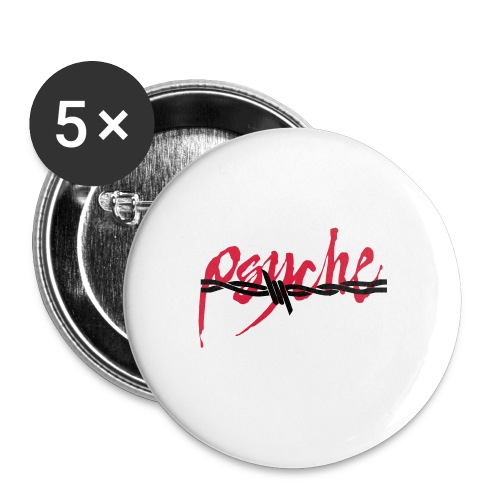 Psyche - The Hiding Place - Buttons medium 32 mm