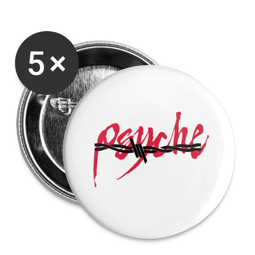 Psyche - The Hiding Place - Buttons small 25 mm