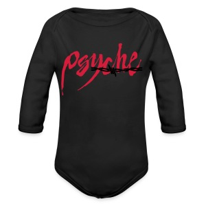 Psyche - The Hiding Place - Longlseeve Baby Bodysuit