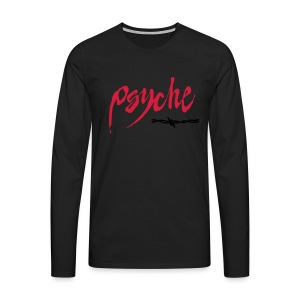 Psyche - The Hiding Place - Men's Premium Longsleeve Shirt