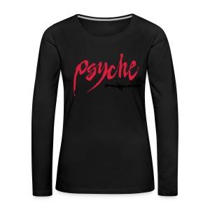 Psyche - The Hiding Place - Women's Premium Longsleeve Shirt