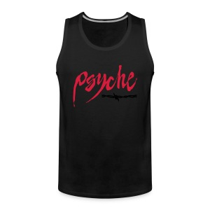 Psyche - The Hiding Place - Men's Premium Tank Top