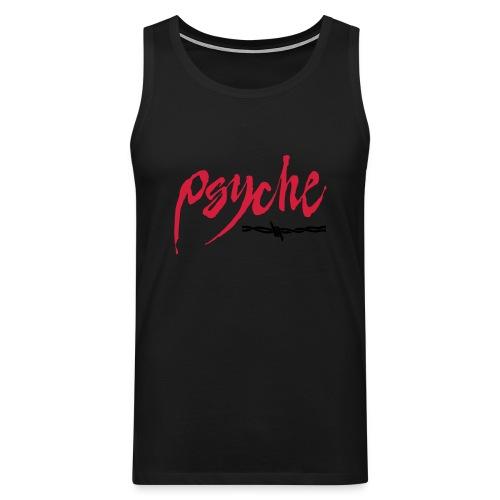 Psyche - The Hiding Place - Men's Premium Tank Top