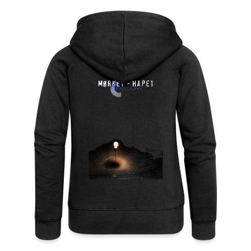 Mørket – Håpet, T-skjorte, Menn - Premium hettejakke for kvinner
