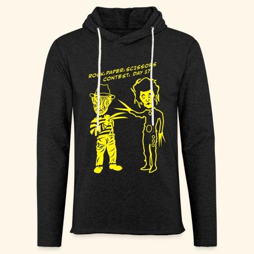 Ed & Fred, Yellowbelly - Leichtes Kapuzensweatshirt Unisex