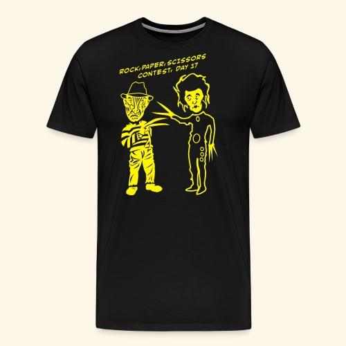 Ed & Fred, Yellowbelly - Männer Premium T-Shirt