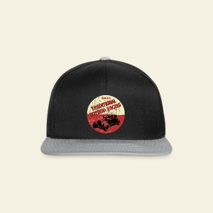 Traditional hotrod racing sweater - Snapback Cap