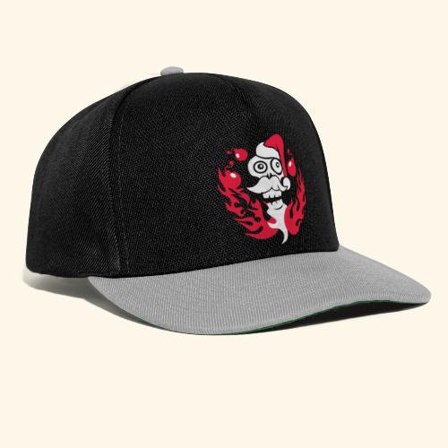 The Grim Santa - Snapback Cap