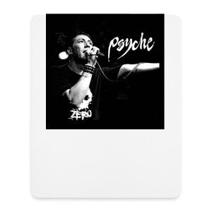 Psyche - Fan Button - Mouse Pad (vertical)
