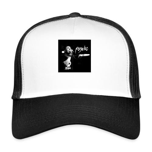 Psyche - Fan Button - Trucker Cap