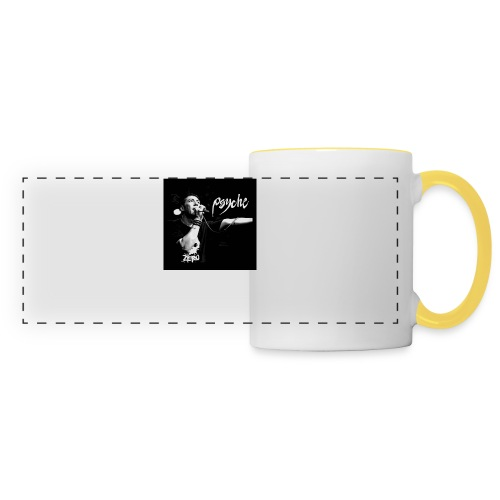 Psyche - Fan Button - Panoramic Mug