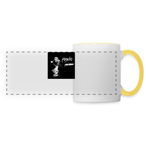 Psyche - Fan Button - Panoramic Mug