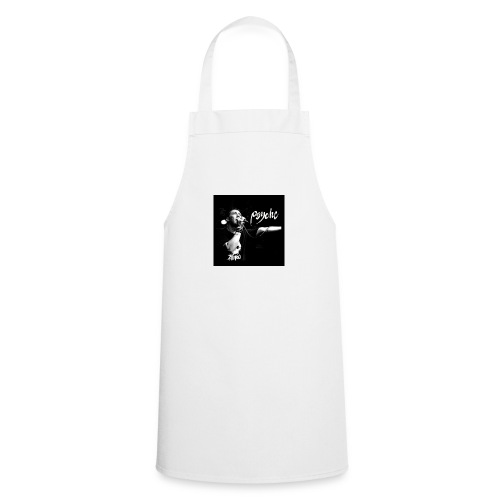 Psyche - Fan Button - Cooking Apron