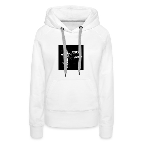 Psyche - Fan Button - Women's Premium Hoodie