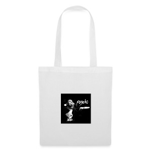 Psyche - Fan Button - Tote Bag