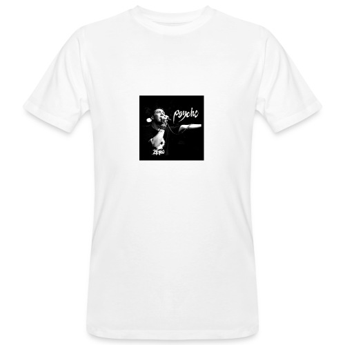 Psyche - Fan Button - Men's Organic T-shirt