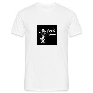 Psyche - Fan Button - Men's T-Shirt