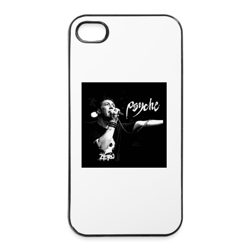 Psyche - Fan Button - iPhone 4/4s Hard Case
