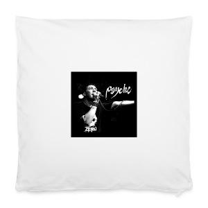 Psyche - Fan Button - Pillowcase 40 x 40 cm