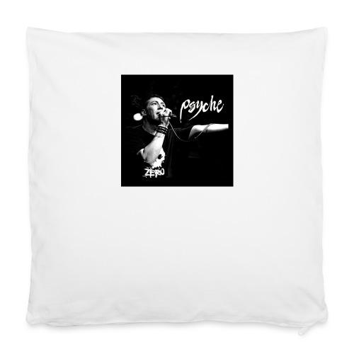 """Psyche - Fan Button - Pillowcase 16"""" x 16"""" (40 x 40 cm)"""