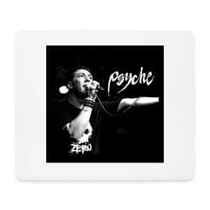 Psyche - Fan Button - Mouse Pad (horizontal)