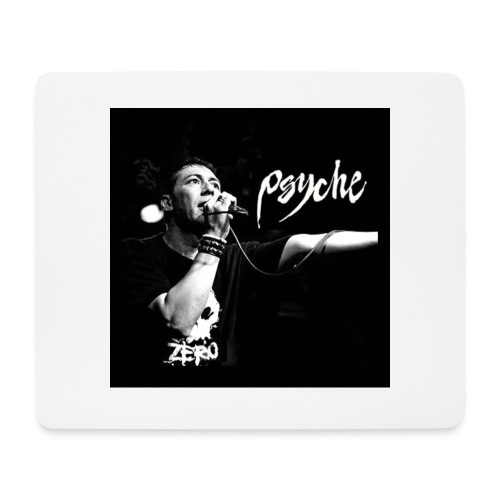 Psyche - Fan Button - Mouse Pad (horizontal)