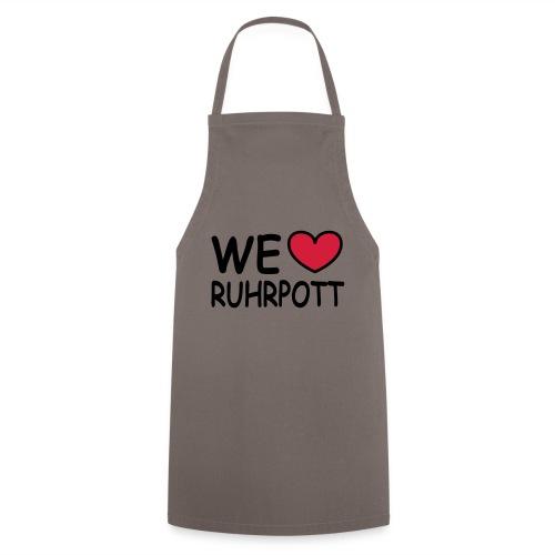 WE ♥ Ruhrpott - Kapuzenpulli - Kochschürze
