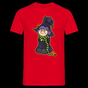 Henriette Hexilein (freche Farben) - Männer T-Shirt