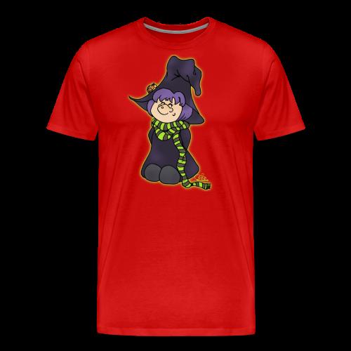 Henriette Hexilein (freche Farben) - Männer Premium T-Shirt