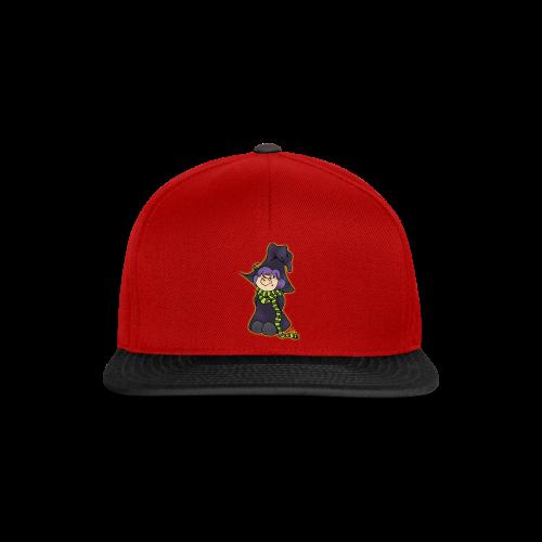 Henriette Hexilein (freche Farben) - Snapback Cap