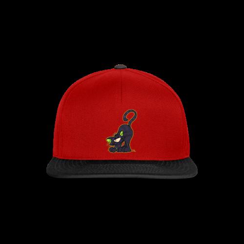 Hexis Katz (freche Farben) - Snapback Cap