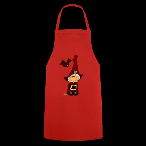 Kleene Strubbelhex (freche Farben) - Kochschürze