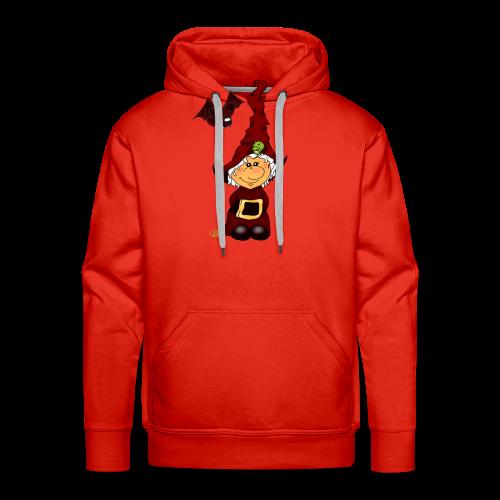 Kleene Strubbelhex (freche Farben) - Männer Premium Hoodie