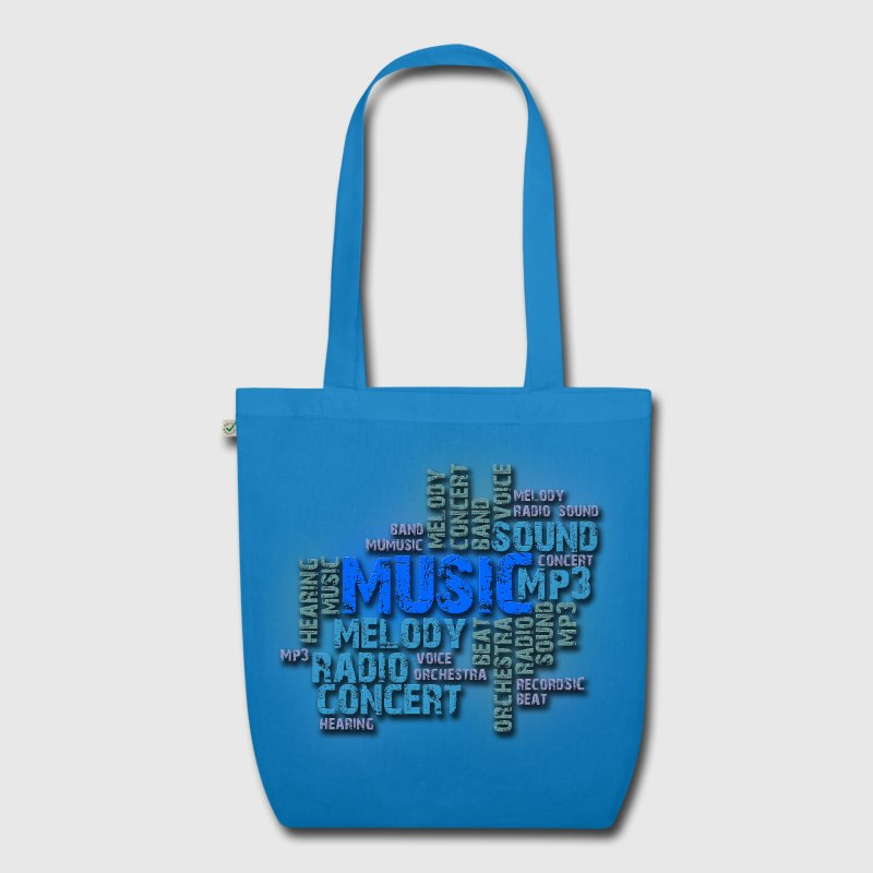 Music - EarthPositive Tote Bag